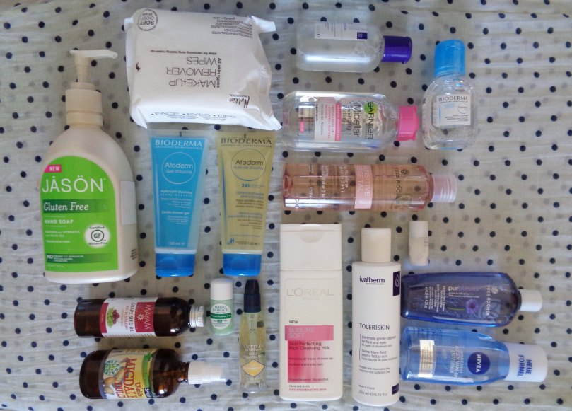 notes on cleansing  tipuri de produse de curatare - 2016-syarosnotes