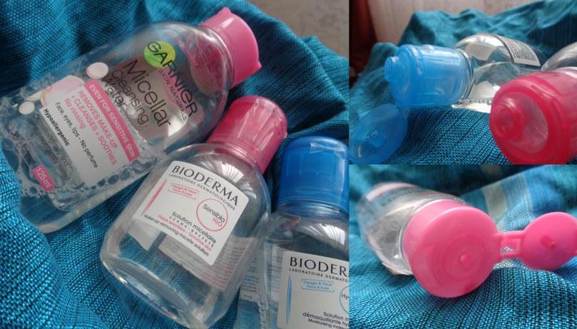 notes oncleansing bioderma sensibio hydrabio garnier roz review 1