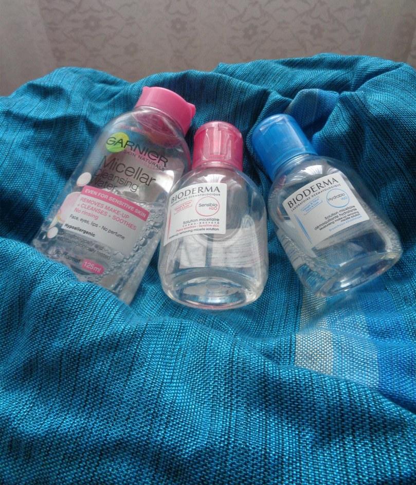 notes oncleansing bioderma sensibio hydrabio garnier roz review