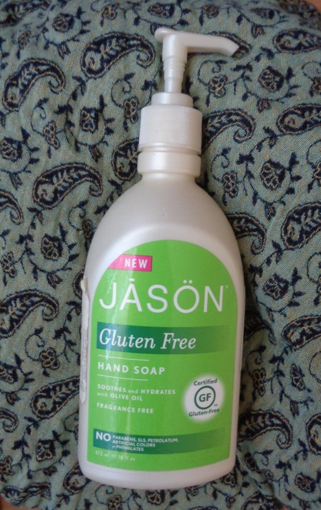 jason gluten free hand soap - 2016 - syarosnotes